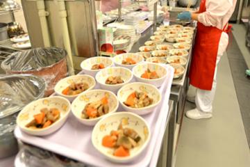 兵庫県姫路市 (病院内の厨房) 株式会社ナリコマエンタープライズの画像・写真