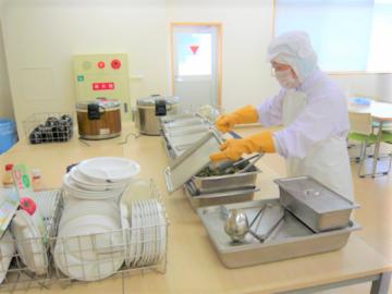 株式会社ナリコマフード 広島セントラルキッチン(食堂スタッフ)の画像・写真