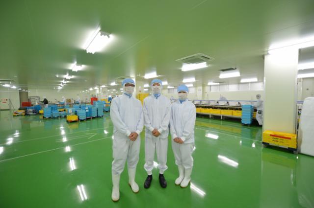 株式会社ナリコマフード 関東セントラルキッチン(品質管理スタッフ)の画像・写真